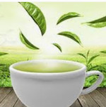 car logo air freshener green tea fragrance