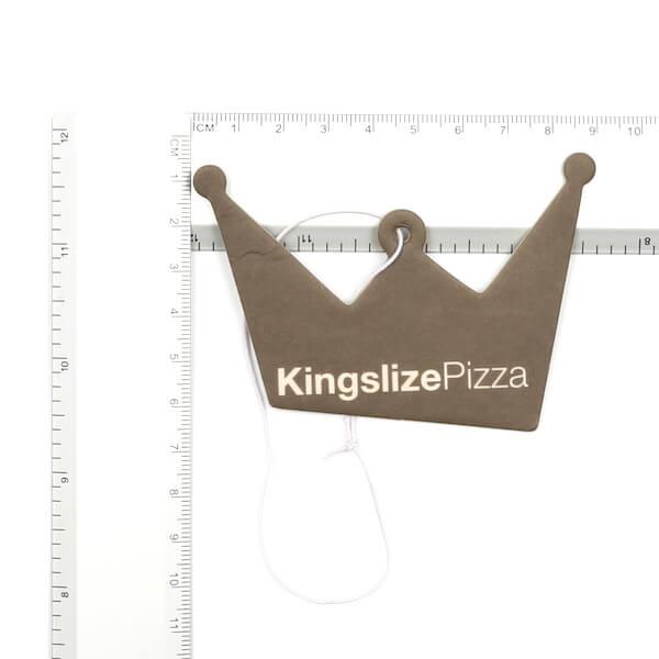 crown shaped car air freshener