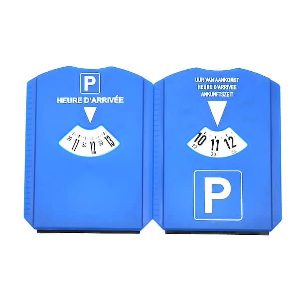 parking disc france