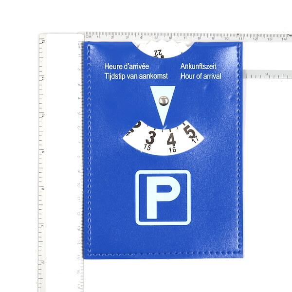 parking timer size