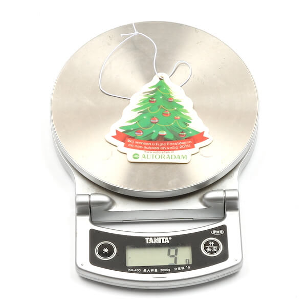 tree air freshener christmas