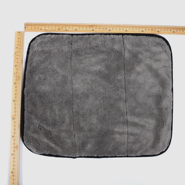 auto detailing towels size