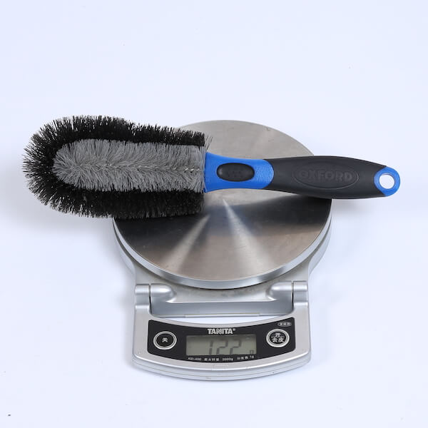 car wheel rim cleaning brush