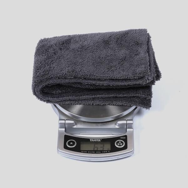 happy ending towel weight