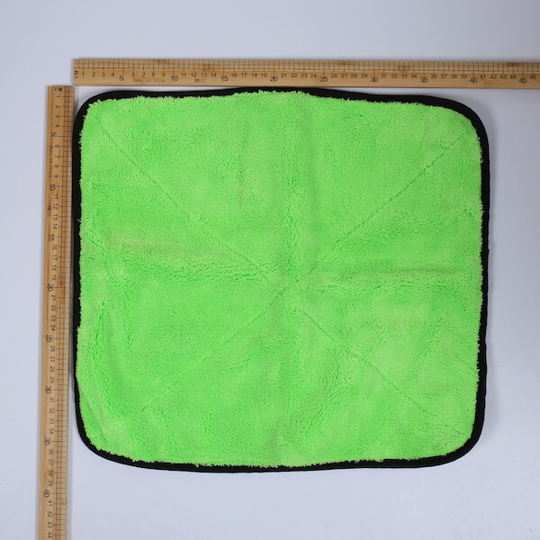 soft microfiber detailing towel