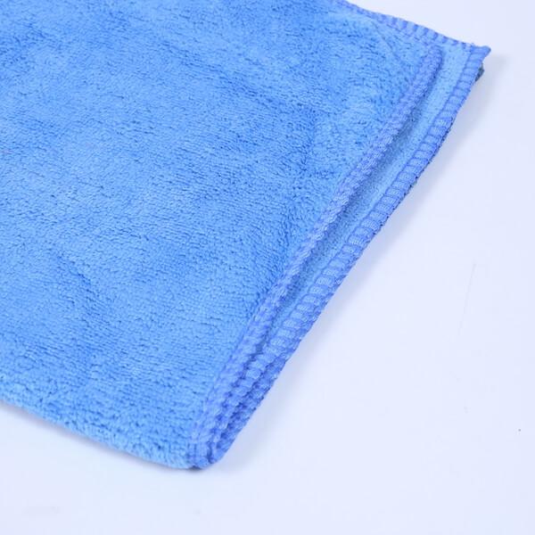 terry microfiber towel