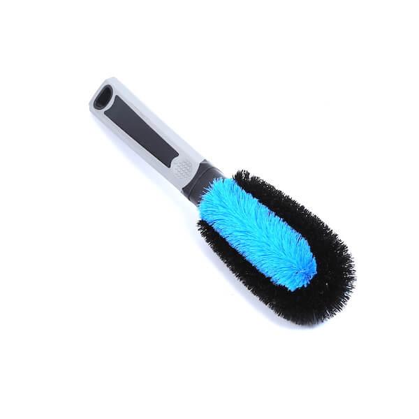 wheel rim cleaning brush
