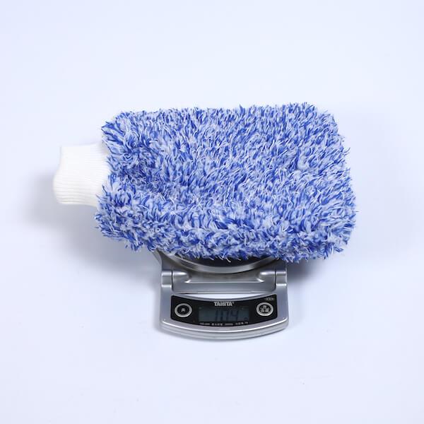 Cyclone Microfiber washing glove