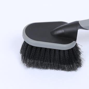 soft tyre brush head